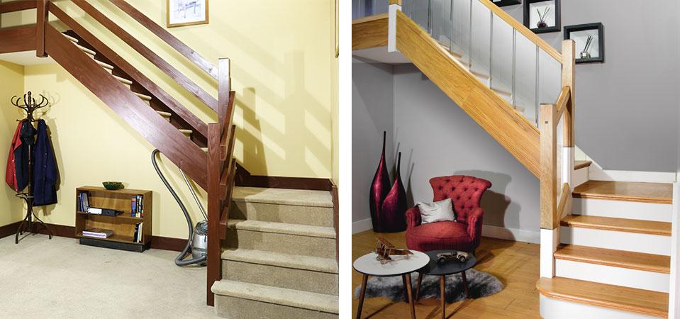 Stair Cladding