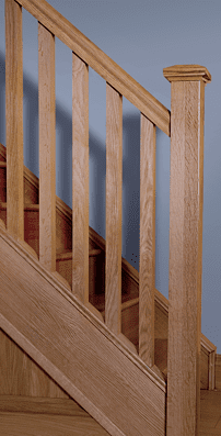 George Quinn Square staircase collection