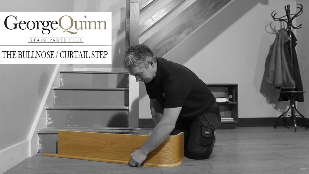 George Quinn Stair Parts - Staircase Refurbishment