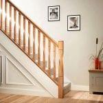 Spindles for Stairs - Newels Twist - George Quinn Stair Parts Plus