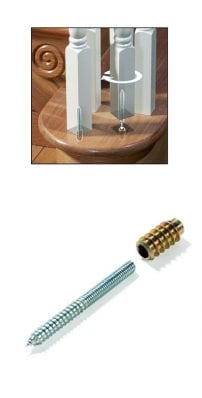 Spindle Connector - Stair Parts - George Quinn Stair Parts Plus