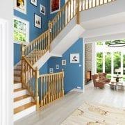 Achill Newel Cap 2 – Acorn – George Quinn Stair Parts Plus
