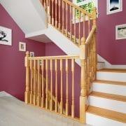 Achill Newel Cap – Acorn – George Quinn Stair Parts Plus