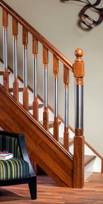 Modern Stair Part Collection - Erne - George Quinn Stair Parts