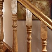Handrail used in our Exclusive staircase design – George Quinn Stair Parts Plus