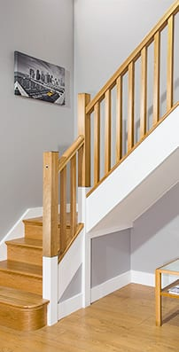 Square Stair Parts Collection-George-Quinn-Stair-Parts
