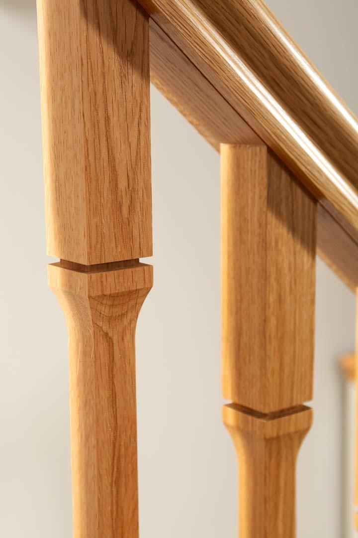 George Quinn Stair Parts Plus – Dublin Range – Spindles