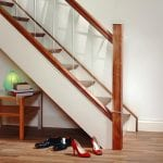 Glass-Staircase-with-Walnut-George-Quinn-Stair-Parts-Urbana