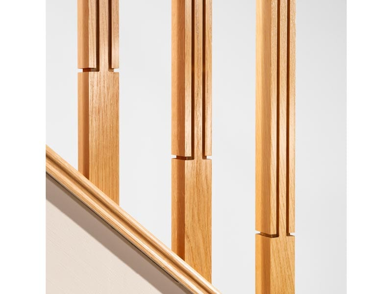 Shadow Gap Staircase Lighting: Shadow Gap Stair Parts - Lisbon Collection