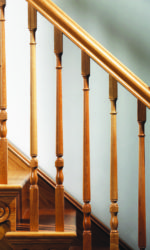Dromoland stair parts collection - 35 mm stair spindles